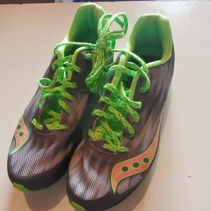 Women's Saucony X Country Running Spikes Size 5.5